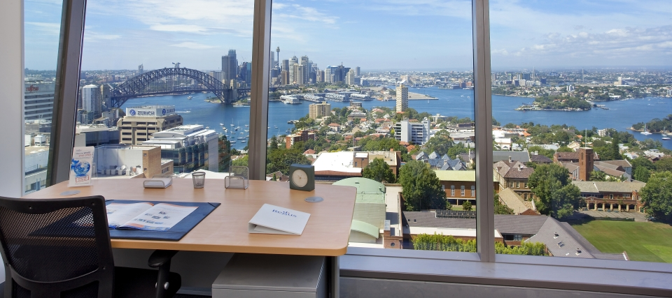 Regus Australia - Doing Business in Australia